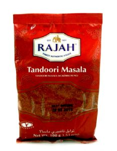Rajah Tandoori Masala | Buy online at The Asian Cookshop